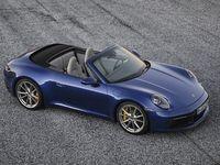 photo de Porsche 911 Type 992 Cabriolet