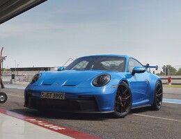 Porsche 911 Type 992 Gt3
