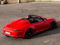 photo de Porsche 911 Type 992 Speedster