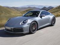 photo de Porsche 911 Type 992