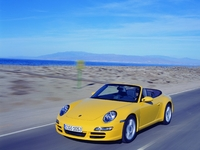 Photo 911 Type 997 Cabriolet