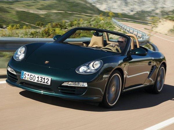 Porsche Boxster 2 Type 987