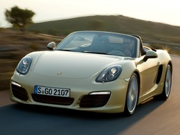 photo de Porsche Boxster 3 Type 981