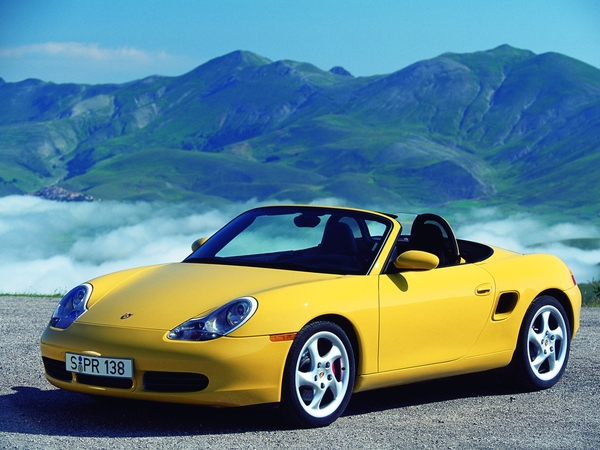 Porsche Boxster Type 986