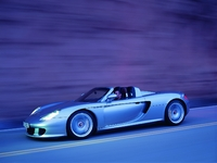 photo de Porsche Carrera Gt