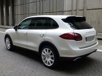 photo de Porsche Cayenne 2 Societe