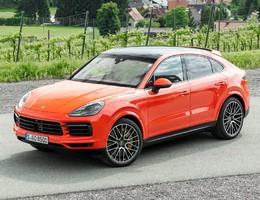 Porsche Cayenne 3 Coupe