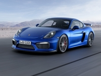 Photo Cayman 2 Type 981 Gt4