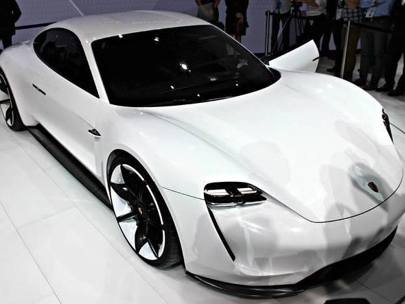 PorscheMission E Concept