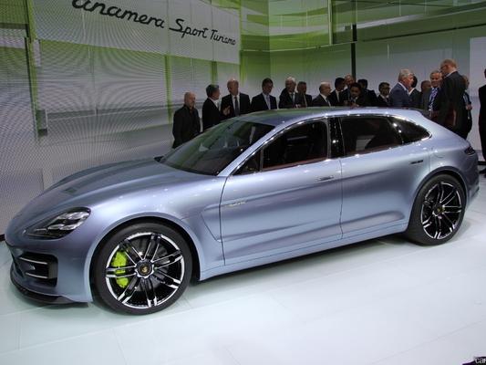 PorschePanamera Sport Turismo Concept