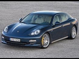 photo de Porsche Panamera