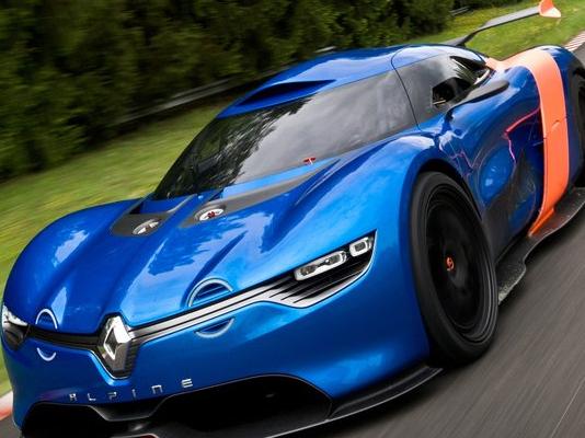 RenaultAlpine A110-50 Concept