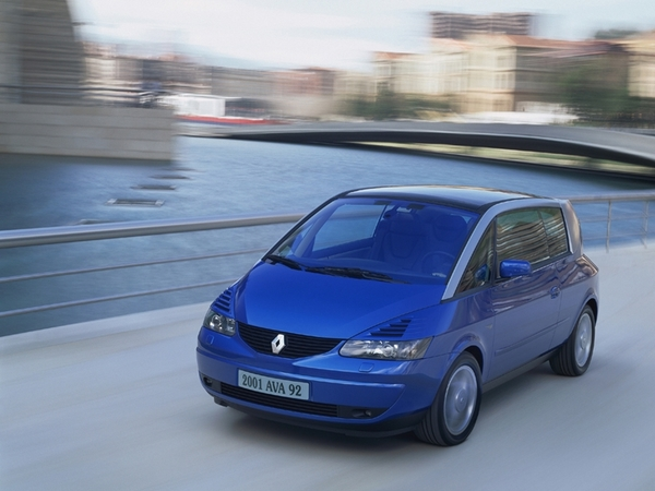 Photo renault avantime