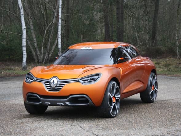 RenaultCaptur Concept