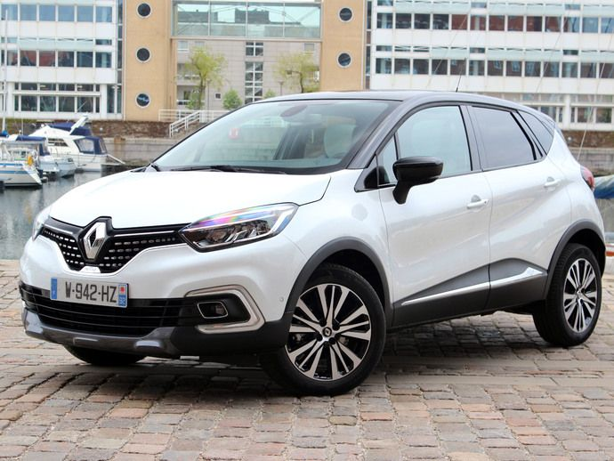 Photo renault captur 2018