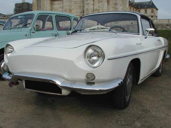 argus renault caravelle 1963 cabriolet. Black Bedroom Furniture Sets. Home Design Ideas