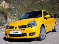 photo de Renault Clio 2 Rs