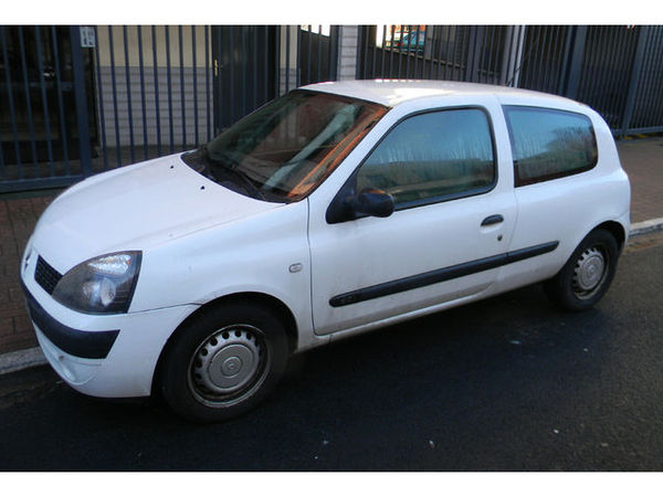 Renault Clio 2 Societe