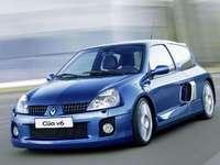 Photo Clio 2 V6 Rs
