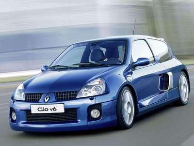 Renault Clio 2 V6 Rs