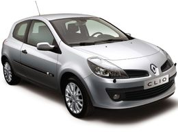 Renault Clio 3 Societe