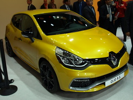 Renault Clio 4 Rs