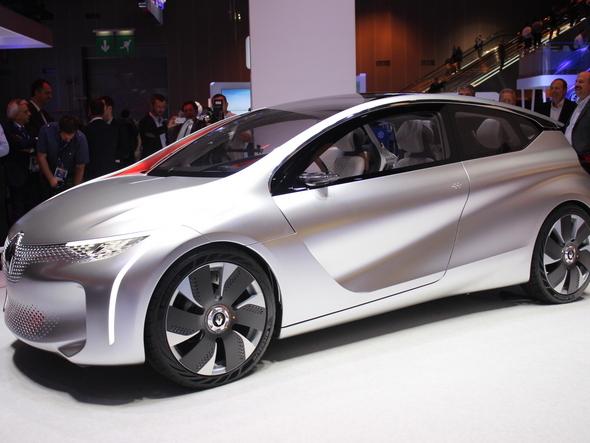 RenaultEolab Concept
