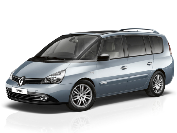 renault espace 4 essais fiabilit avis photos vid os. Black Bedroom Furniture Sets. Home Design Ideas