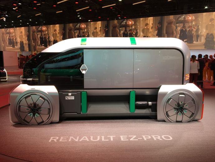 RenaultEz Pro Concept