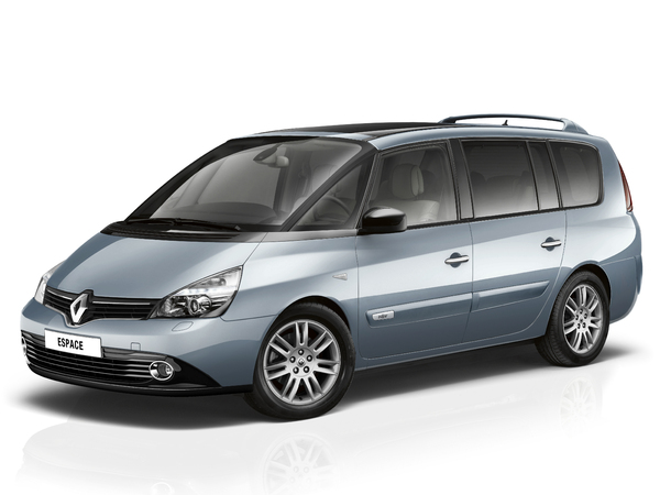 Photo renault grand espace 2008