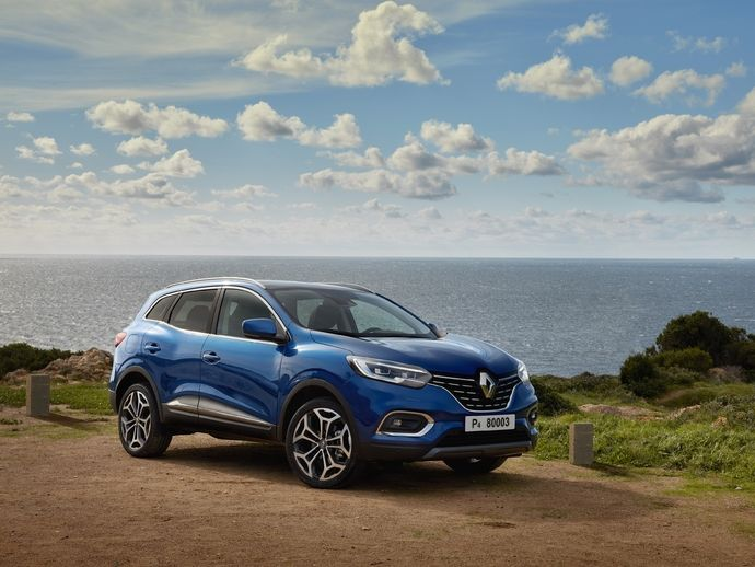 Photo renault kadjar 2017