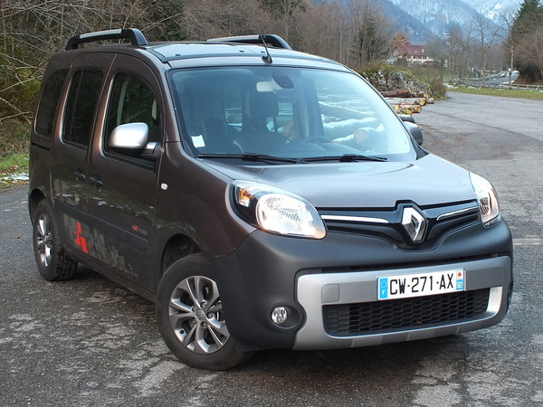 Photo renault kangoo 2013