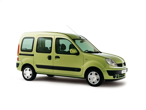 Photo renault kangoo 2000