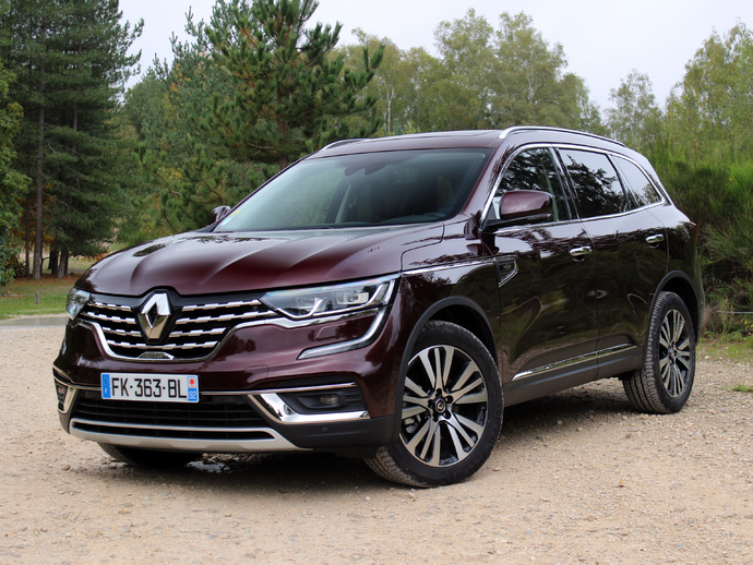 Photo RENAULT KOLEOS
