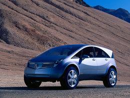 Renault Koleos Concept 2000
