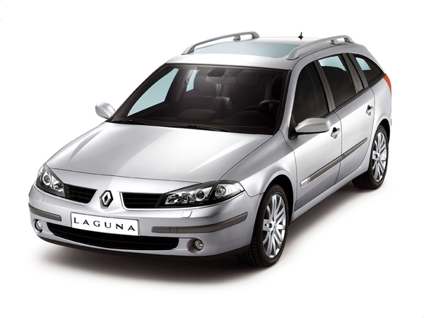 argus renault laguna 2004 ii estate 1 9 dci 110 expression. Black Bedroom Furniture Sets. Home Design Ideas