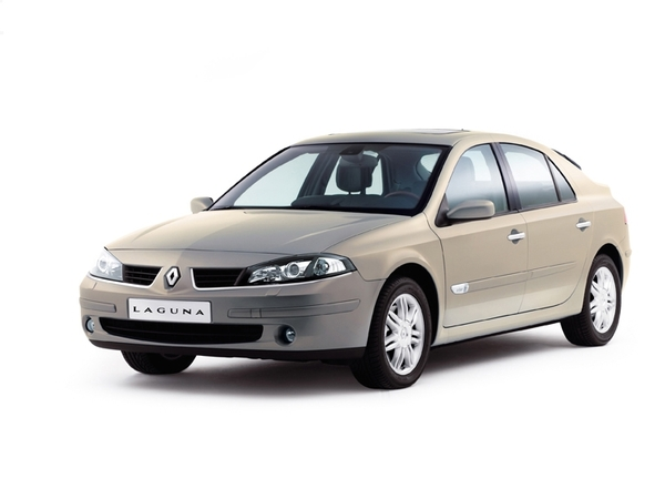 Photo renault laguna 2005