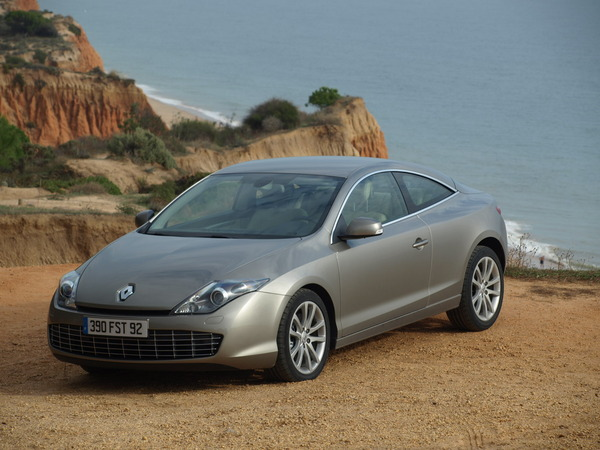 Photo renault laguna 2013