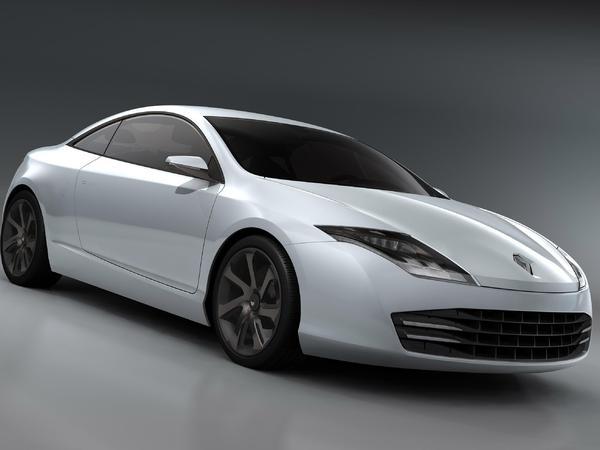 RenaultLaguna Coupe Concept