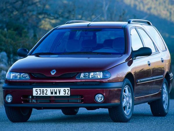 Photo renault laguna 1999