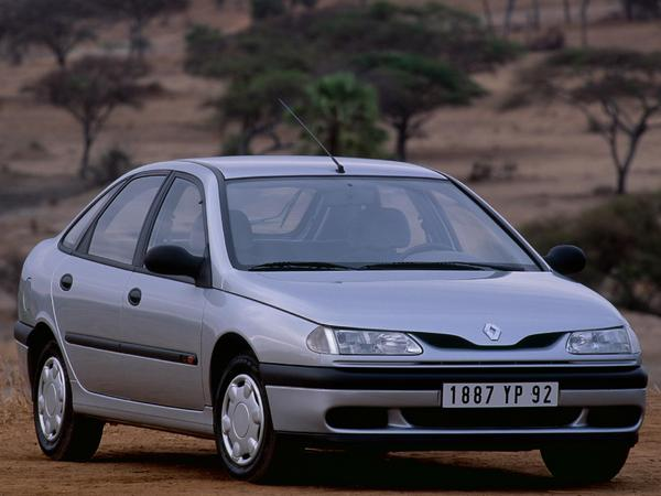 Photo renault laguna 2000