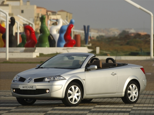 argus renault megane 2005 ii 2 coupe cabriolet 1 9 dci 130 luxe dynamique. Black Bedroom Furniture Sets. Home Design Ideas