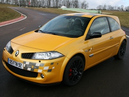 Renault Megane 2 Rs