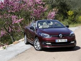 Renault Megane 3 Coupe Cabriolet