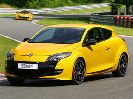 Renault Megane 3 Coupe Rs
