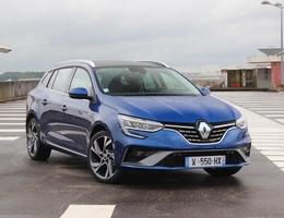 photo de Renault Megane 4 Estate