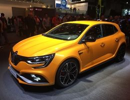 photo de Renault Megane 4 Rs