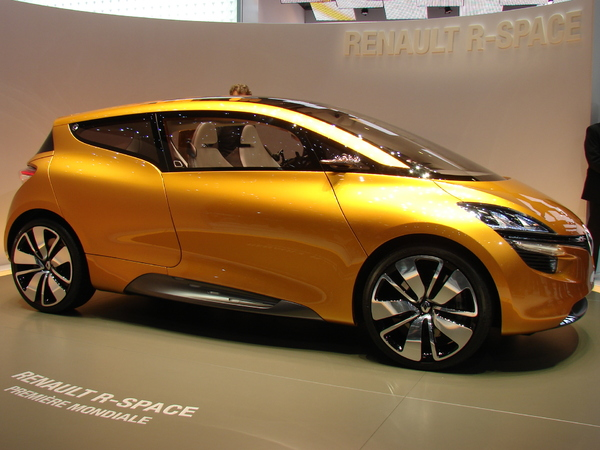 RenaultR-space Concept