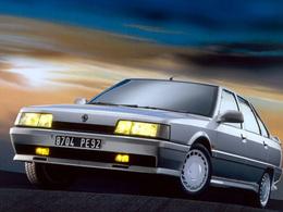 Renault R21 Turbo