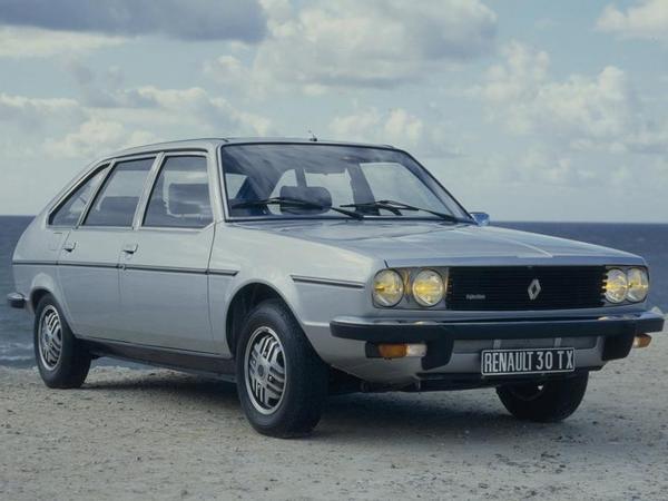 Photo renault r30 1981